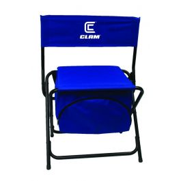 Clam Folding Cooler Chair
