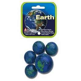 Play Visions Earth Marble Net