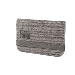 Haiku RFID Mini Wallet Gray Poplar OS