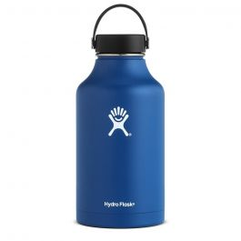 Hydroflask 64 Ounce Wide Mouth Bottle Cobalt