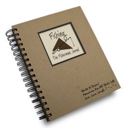 Journals Unlimited Fishing Journal