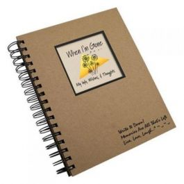 Journals Unlimited When I'm Gone Journal