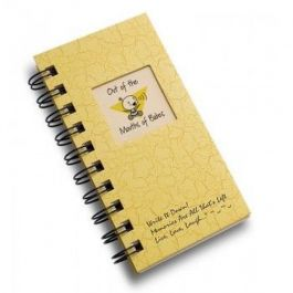 Journals Unlimited Mouths of Babes Mini Journal