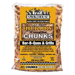 Smokehouse Products Hickory Chunks