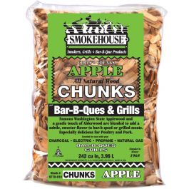Smokehouse Products Apple Chunks
