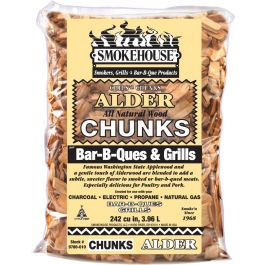 Smokehouse Products Alder Chunks