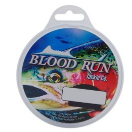 Blood Run Tackle 15# Floating Mono Mainline Clear 300 Yds.