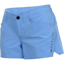 Aftco Women's Microbyte Shorts