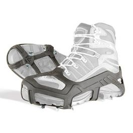Korkers Apex Ice Cleats, Black