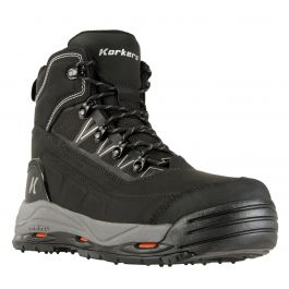 Korker Men's Verglas Ridge Boot, Black