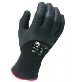 Showa Best Glove Dipped Thermal Glove, Black