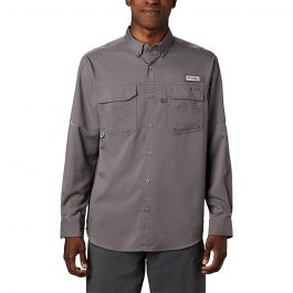 Columbia Men's PFG Blood and Guts Woven Long Sleeve Shirt
