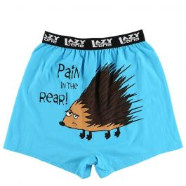 Lazyo One Men's Pain in the Rear Boxer