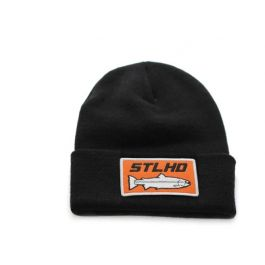 STLHD Knit Beanie Patch Hat