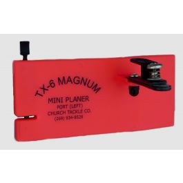 Church Tackle TX-6 Magnum Mini Planer Boards