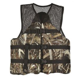 Onyx Realtree Max-4 Camouflage Mesh Classic Sport Vest