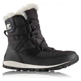 Sorel Whitney Short Lace Boot Black