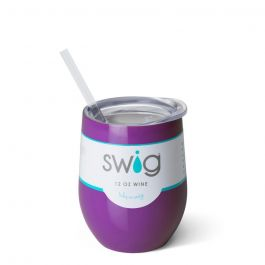 Swig 12 Oz. Insulated Wine Cup