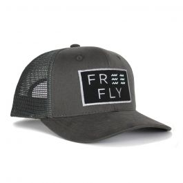 Freefly Wave Snapback Cap Charcoal One Size
