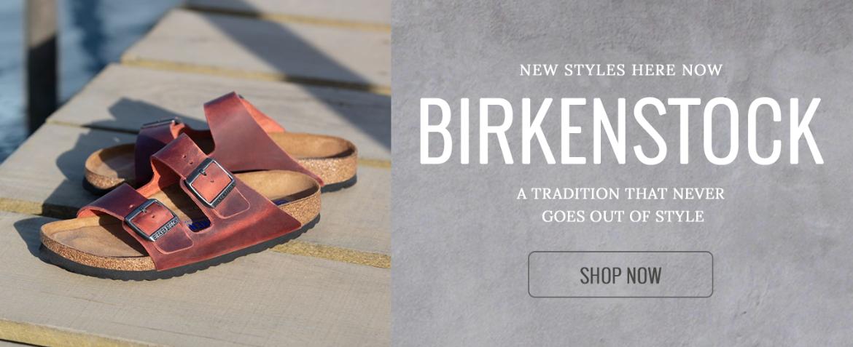 NEW Birkenstock Banner
