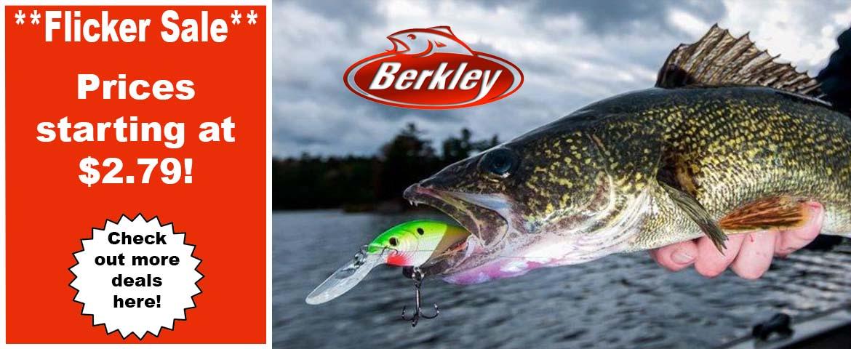Berkley Flicker Shads