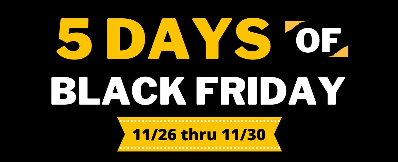 2020 Black Friday Sales