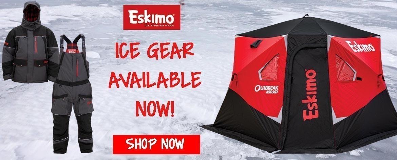 Eskimo Shanty Day Banner