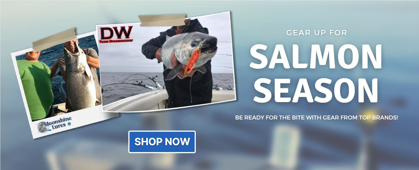 Salmon Banner